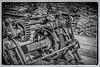 10-May-18 Old Iron Mining Equipment.