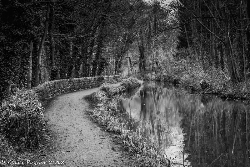 13-Feb-18 The Cromford Canal, Derbyshire - between Cromford and High Peak Junction