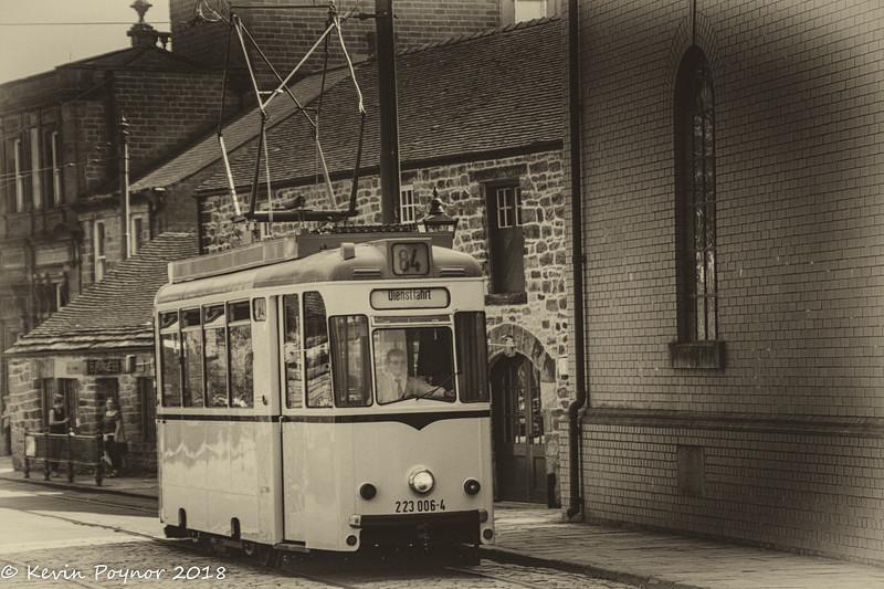 15-Jun-18 Berlin TZ69 Tram  BVB 3006