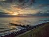 19-Oct-18 Morning Sunrise Norfolk Coast.