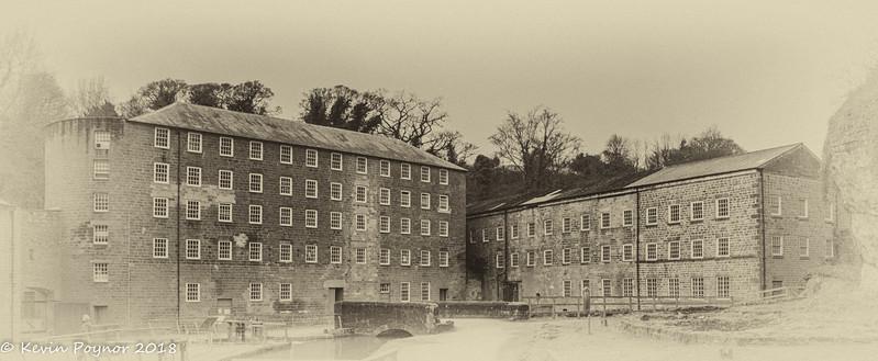 12-Feb-18 Cromford Mill, Derbyshire