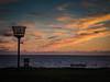18-Oct-18 Sunrise at Hopton on Sea, Norfolk, England.