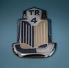 14-Oct-18 Triumph TR4 Hood Badge