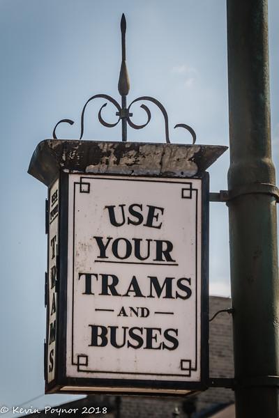 12-Jun-18 A plea for public transport.