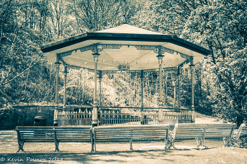 18-May-18 The Bandstand