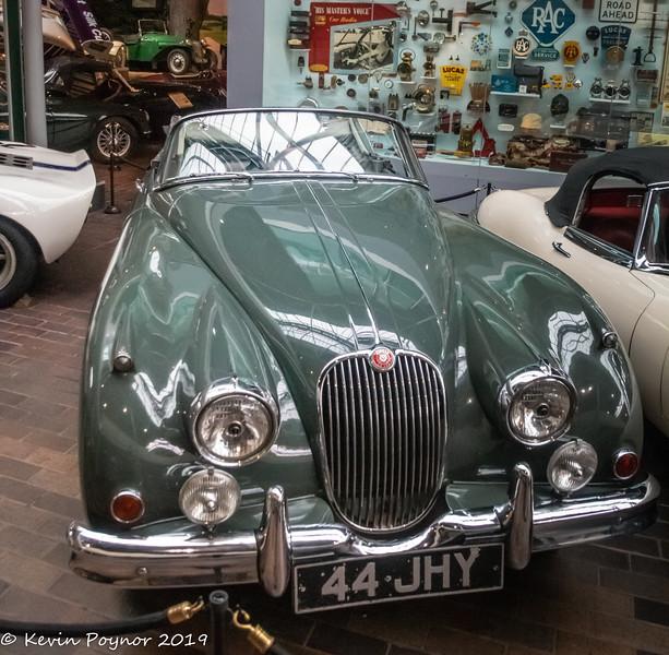 20-Oct-19 Jaguar XK150 3.8Lt.