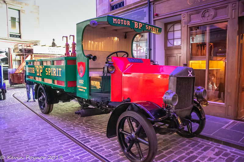 30-Oct-19 Caledon Lorry - Glasgow Riverside Museum of Transport.