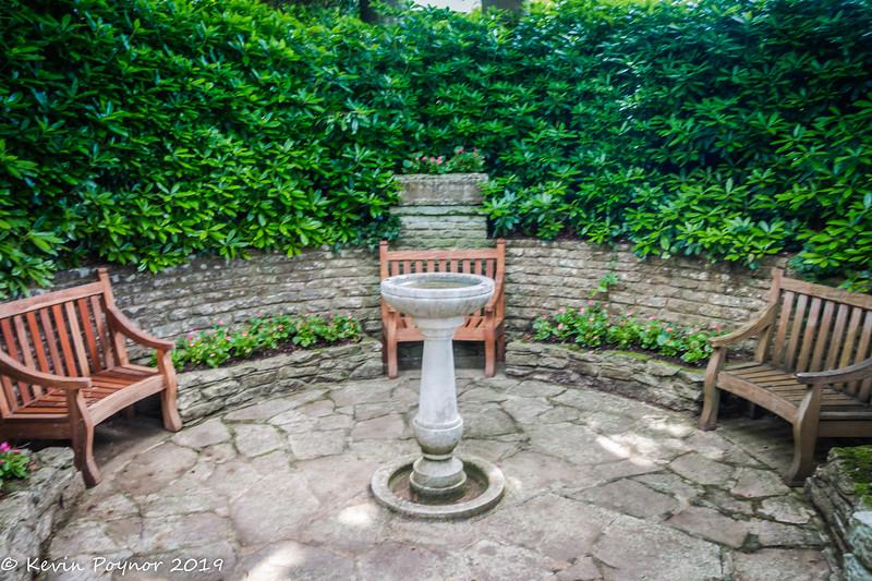 14-Nov-19 The Memory Garden at Compton Acres.