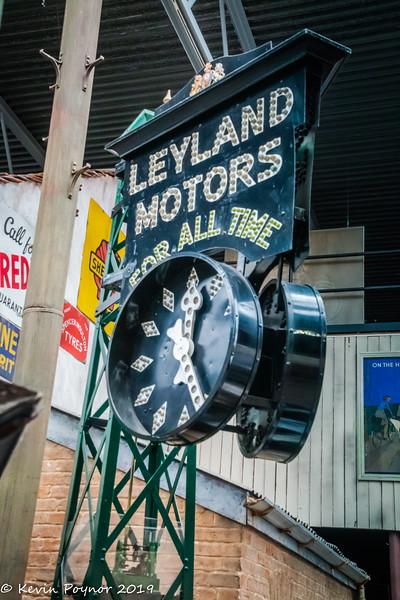 21-Oct-19 Garage Clock.