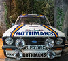 19-Nov-19 Ford Escort RS1800 Rally Car