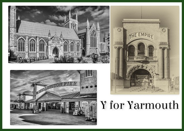 Y is for Yarmouth