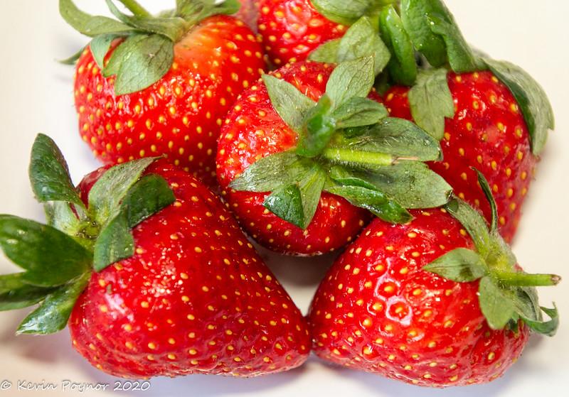 22-May-20 Strawberries
