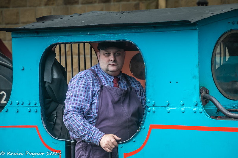 24-Mar-20 On the footplate of No. 32