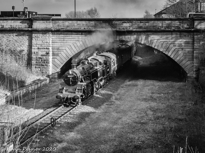 13-Mar-20 British Railways Standard 4 on Heywwod to Bury service