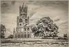 23-Nov-20 Fotheringhay Church, Northamptonshire.