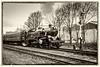 27-Apr-20 BR Standard 4 No. 80097 leaving Ramsbottom for Rawtenstall
