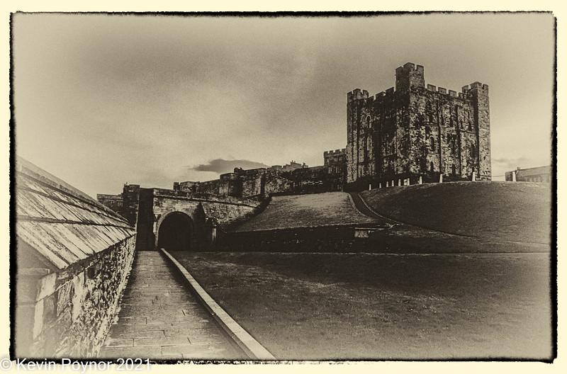 8-Mar-21 Bamburgh Castle