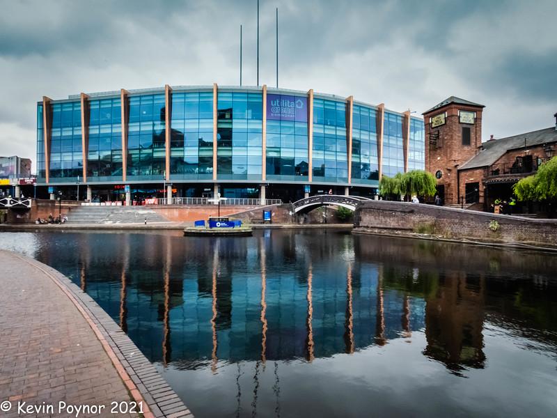 3-Oct-21 The Utilita Arena (formerly the National Indoor Arena), Birmingham.