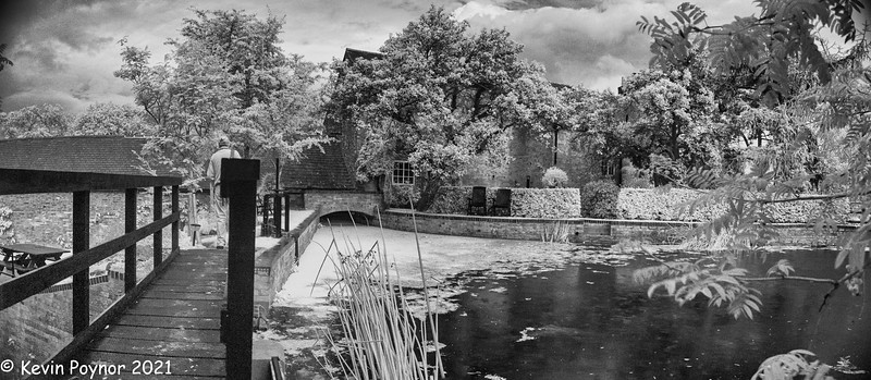 15-Mar-21 The Mill Pond Infrared.
