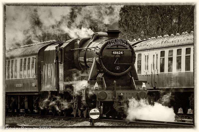 18-Jan-21 LMS Class 8F 2-8-0 No. 48624