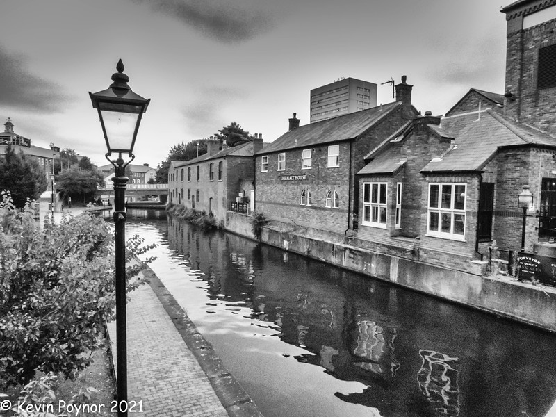19-Sep-21 Fazeley Branch of the Birmingham Canal System
