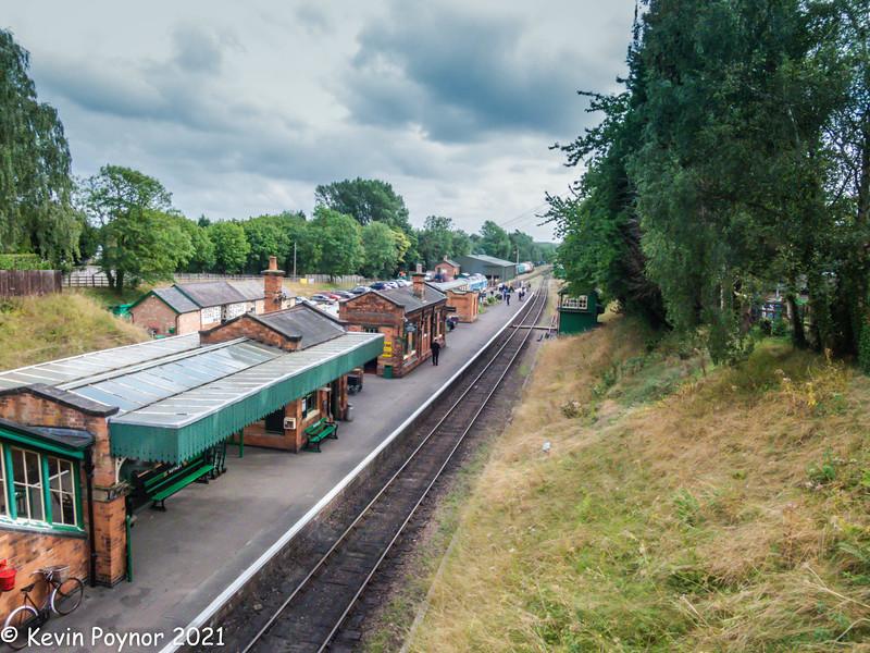 2-Oct-21 Rothley Station