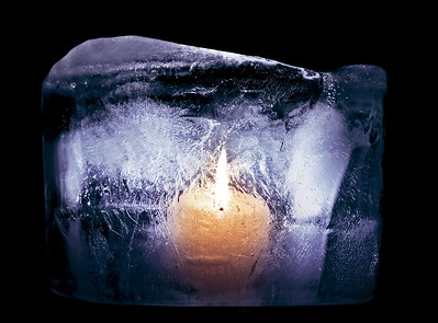 December 2011 - Fire and Ice (Entry for Dgrin Ice challenge)