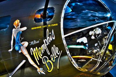 Flight of The Memphis Belle