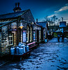 Evening at Oxenhope