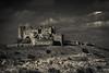Bamburgh Castle, Northumberland<br /> <br /> Preset: Infrared Morning