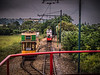 A reprocessing of some 2010 shots taken at Seaton tramway using Trey Ratcliffe's HDR plugins for Lightroom.