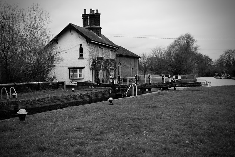 Lock Keepers Cottage