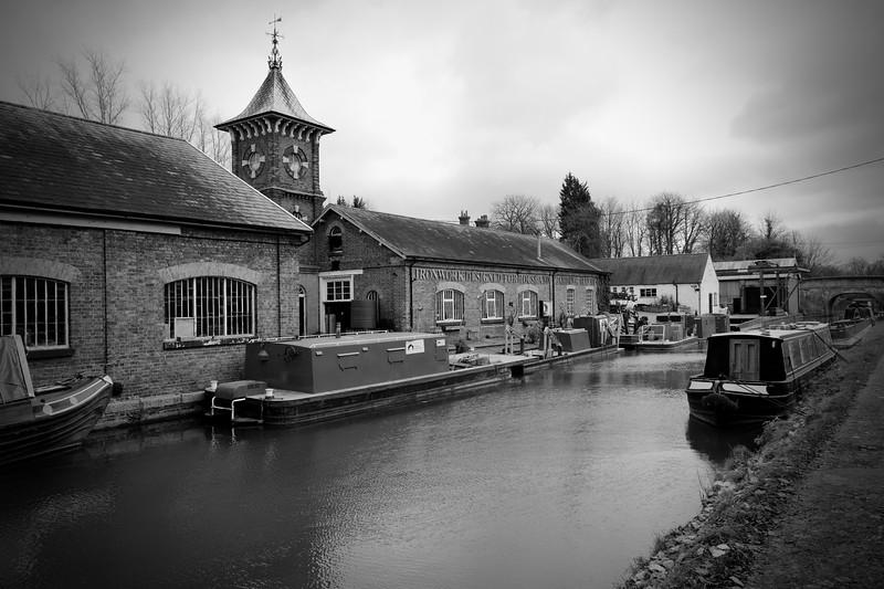 Grand Union Canal: Bulbourne