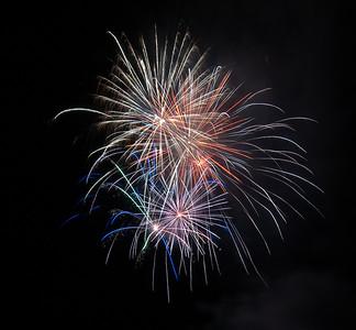 New Year Fireworks Mindal Beach 20110101 GS7_7884