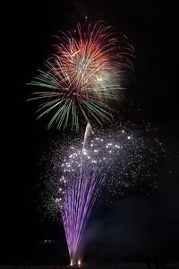 New Year Fireworks Mindal Beach 20110101 GS7_7886
