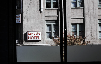 Londale Hotel second floor
