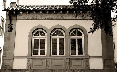 looking windows