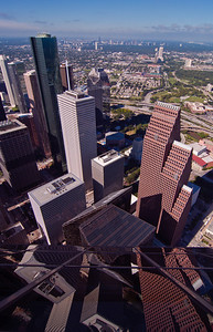 Houston Skyline-5078