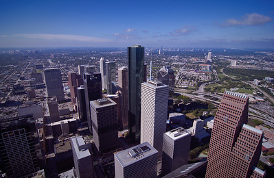Houston Skyline-5087