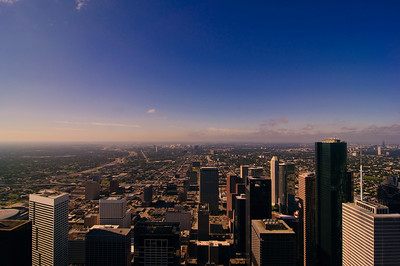 Houston Skyline-5050