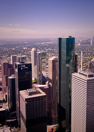 Houston Skyline-5101