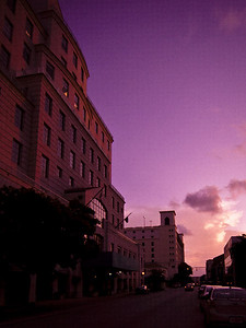 Sunset in Coral Gables-8487