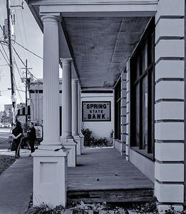 Spring State Bank-