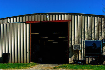 Horse Barn-