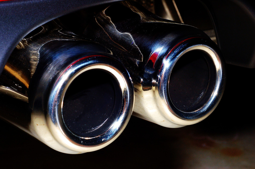 twin pipes