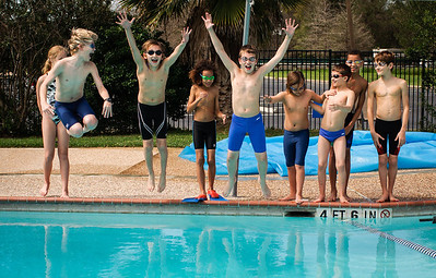 Teamfins party-7736