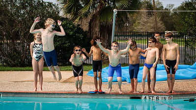 Teamfins party-7735