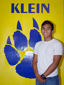 Klein Varsity Senior--2