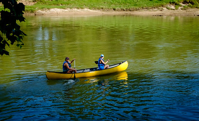 Klein Swim Canoe trip DropDSCF7182-71821