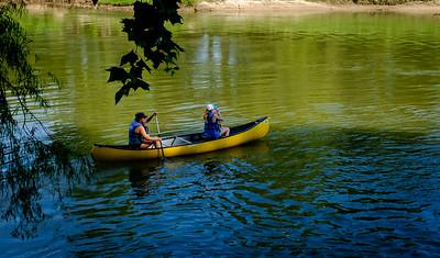 Klein Swim Canoe trip DropDSCF7180-71801